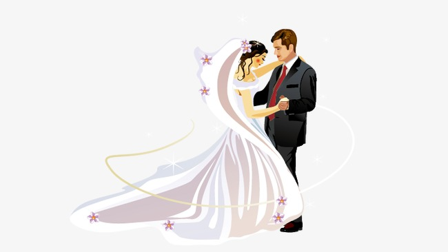 650x366 Bride And Groom, Bride Vector, Groom Vector Png And Vector For