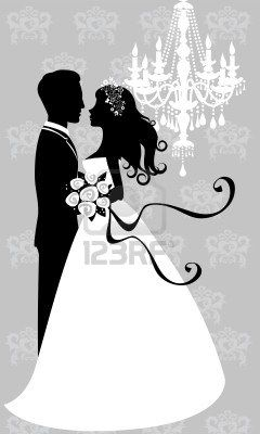 240x400 Bride Groom Stock Illustrations, Cliparts And Royalty Free Bride