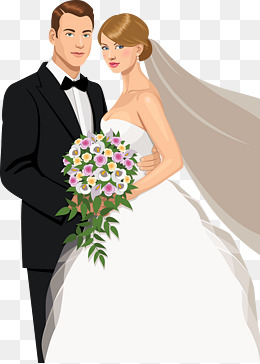 260x364 Groom And Bride Png Images Vectors And Psd Files Free Download