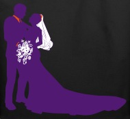 190x174 Bride Amp Groom Vector By Tinastees Spreadshirt
