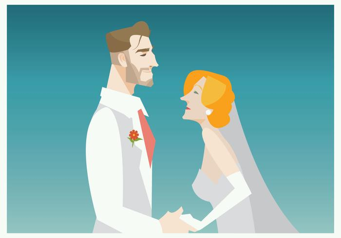 700x490 Bride Free Vector Art