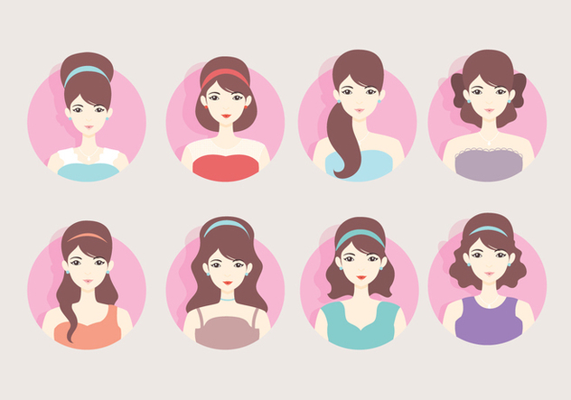 632x443 Headshot Bride Vector Free Vector Download 418189 Cannypic