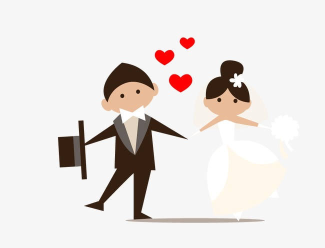 650x496 Bride And Groom, Bride Vector, Groom Vector Png And Vector For