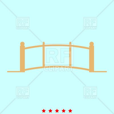 400x400 Bridge Icon Vector Image Vector Artwork Of Signs, Symbols, Maps