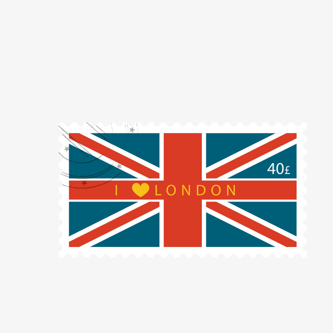 650x651 British Flag Stamps, British Flag, Flag, Vector Png And Vector For