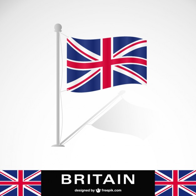 626x626 Britain Flag Vector Free Download