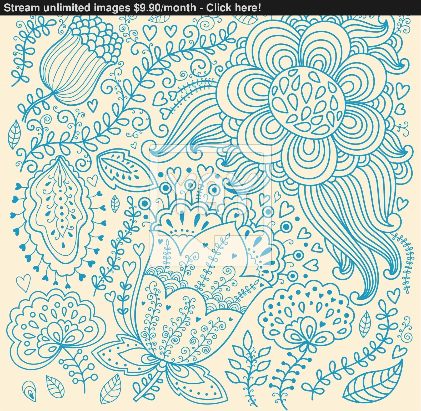 1600x1564 Vintage Vector Damask Floral Brocade Tapestry Wallpaper Background