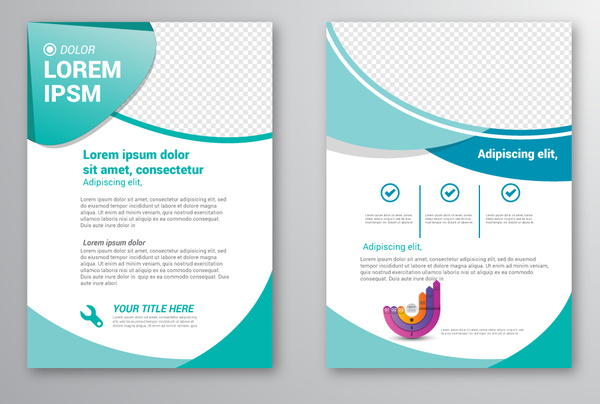 brochure template vector at getdrawings com free for personal use