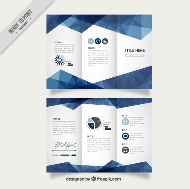 626x625 Trifold Brochure Vectors, Photos And Psd Files Free Download