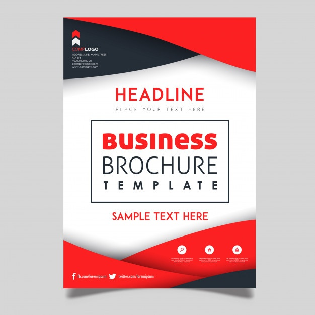 626x626 Brochure Vectors, Photos And Psd Files Free Download