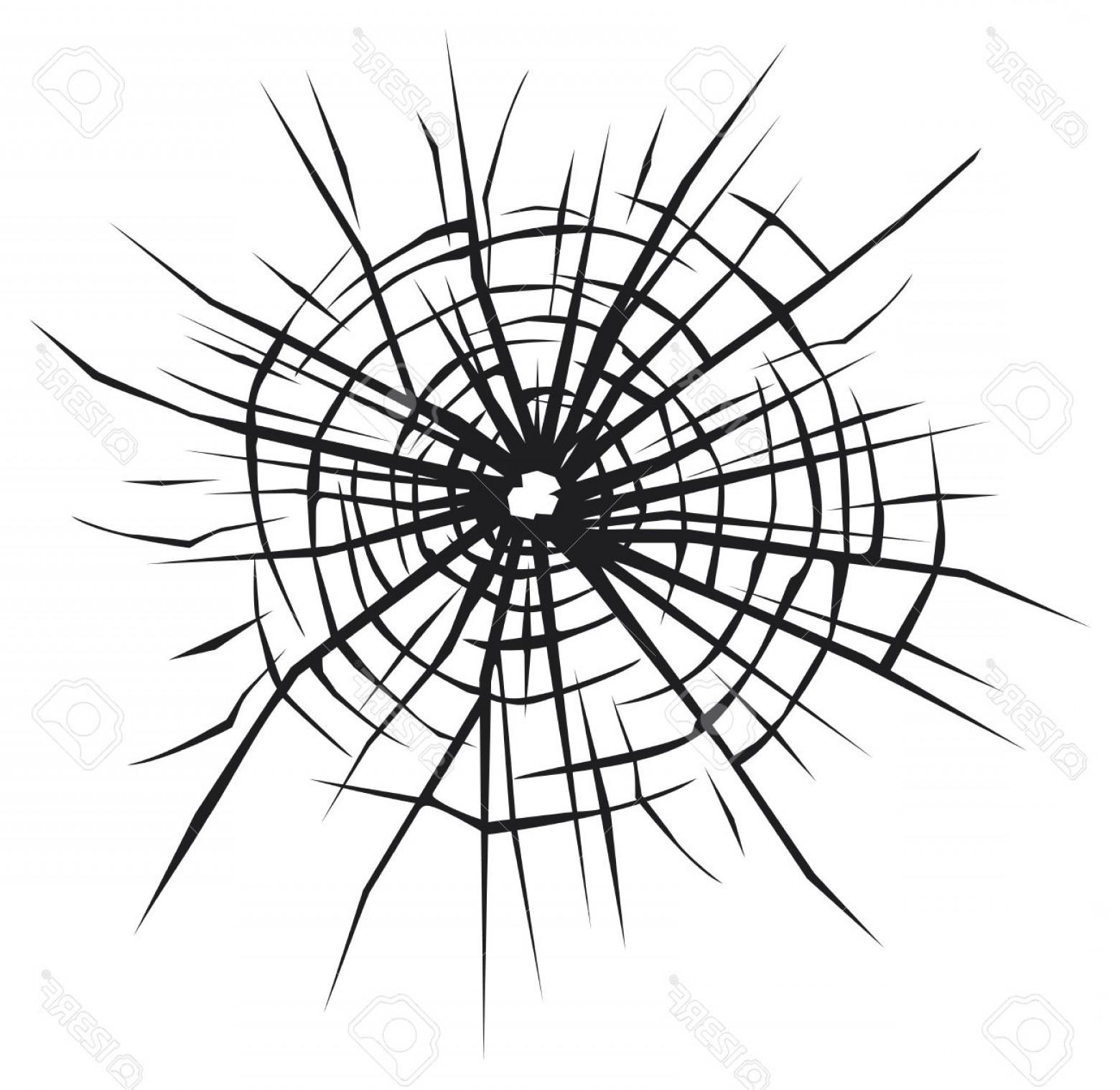1560x1519 Photobroken Glass Vector Background Of Cracked Glass Broken Glass