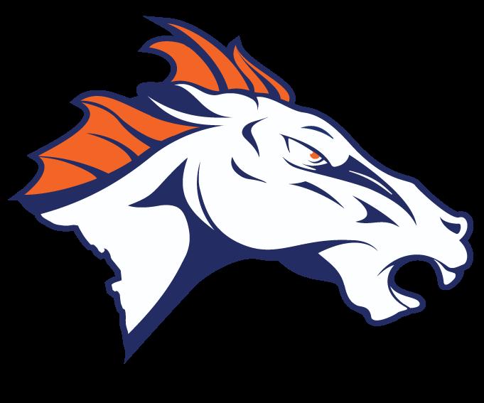 Broncos Vector