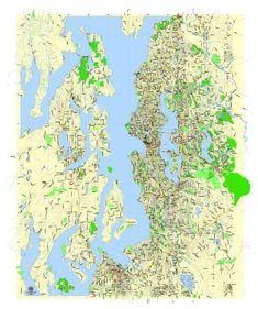 235x281 Jacquelinevandusen Vector Maps Of Manhattan And