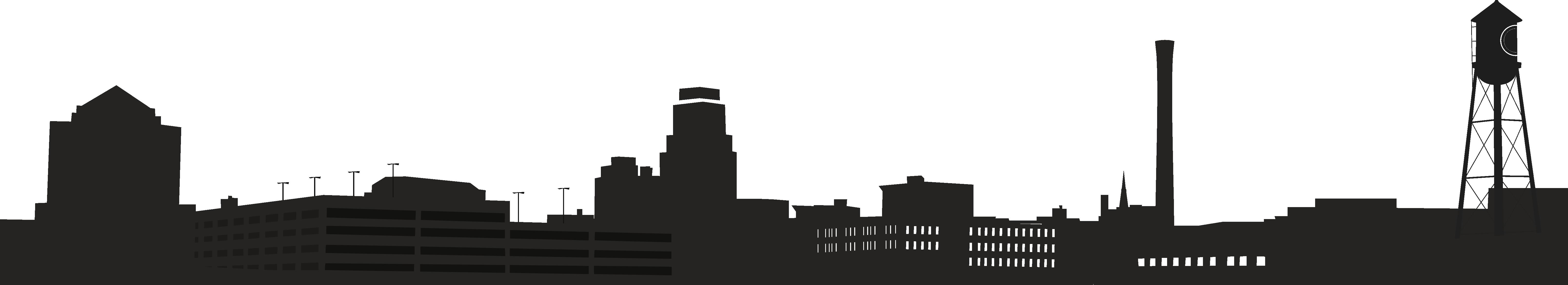 Brooklyn Skyline Vector