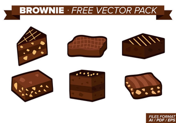 352x247 Brownies Vector Illustration Free Vector Download 336821 Cannypic