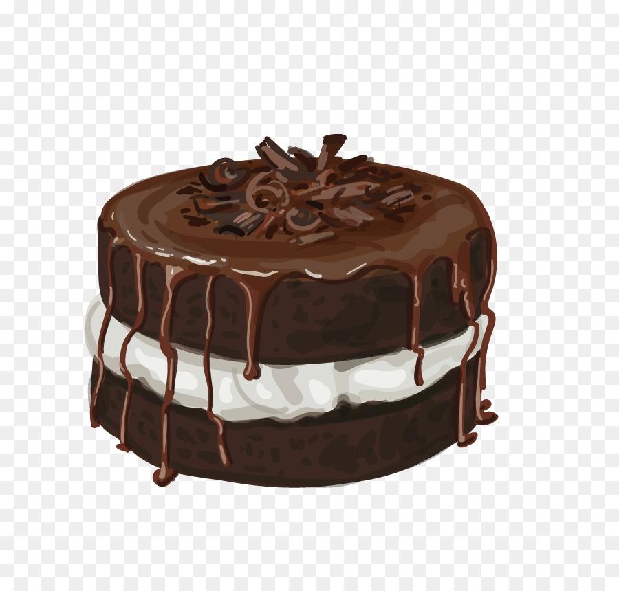 900x860 Chocolate Truffle Chocolate Cake Cupcake Chocolate Brownie Sponge
