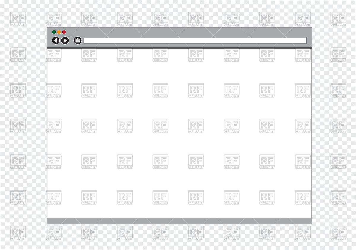1200x841 Open New Browser Window Vector Image Vector Artwork Of Icons And