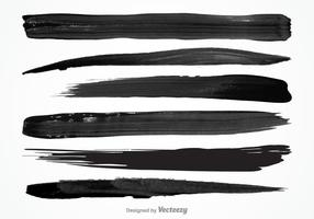 286x200 Paint Brush Stroke Free Vector Art
