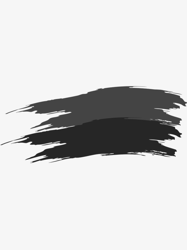 650x871 Vector Black Brush Strokes, Vector, Graffiti, Black Png And Vector