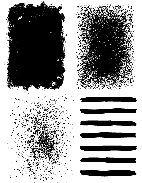 Brush Stroke Vector Png