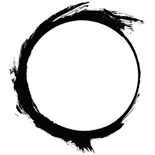 500x500 Brush Stroke Png Circle Design Pictures