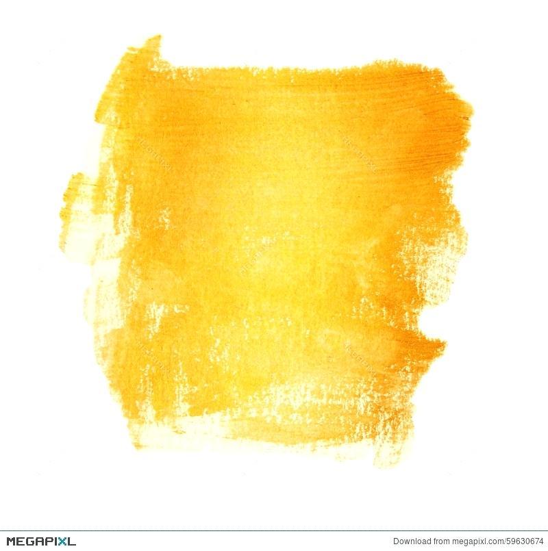800x805 Gold Brush Stroke Gold Brush Strokes By Gold Brush Stroke Png Free