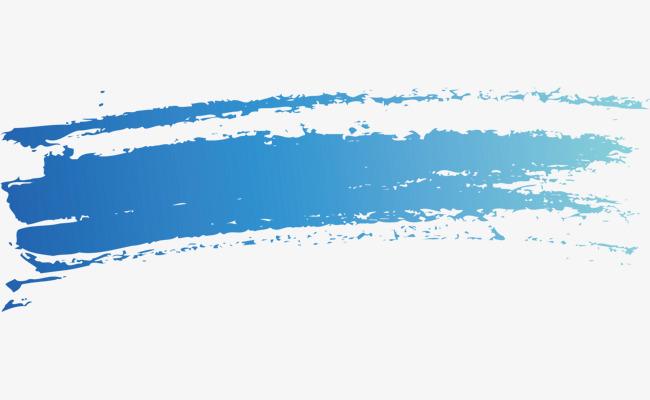 650x400 Brush Painting Blue, Brush Vector, Brushes Vector Material, Brush