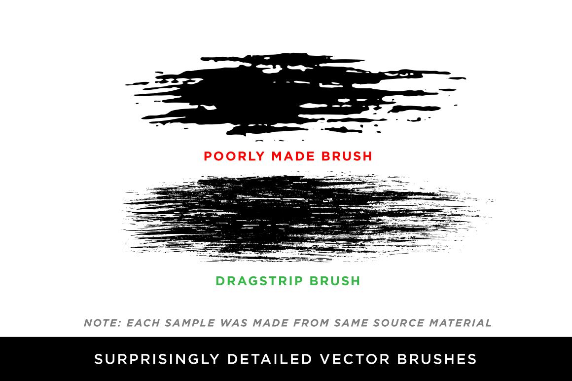 1160x772 Dragstrip 2 Vector Brush Pack By Von Glitschka