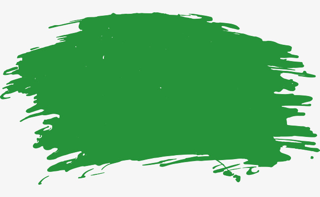 650x400 Green Graffiti Brush, Vector Png, Brush, Green Brush Png And