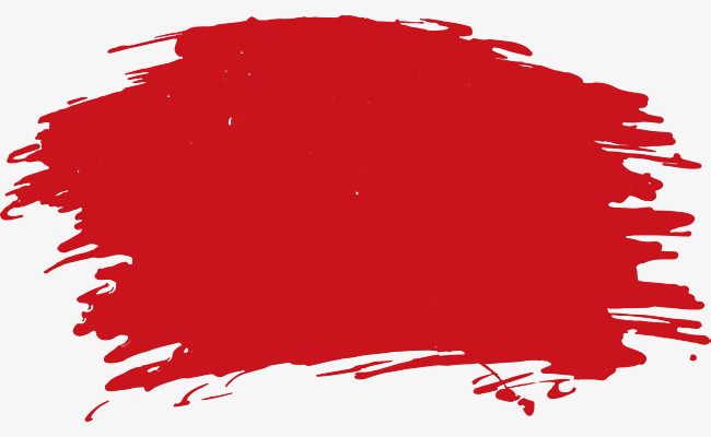 650x400 Red Paint Brush, Vector Png, Brush, Red Brush Png And Vector For