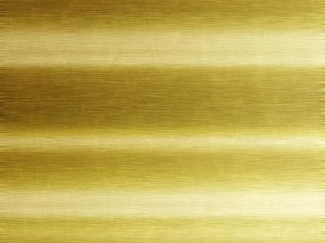 640x480 Gold Brushed Metal Gold Brushed Metal By Gold Brushed Metal Vector