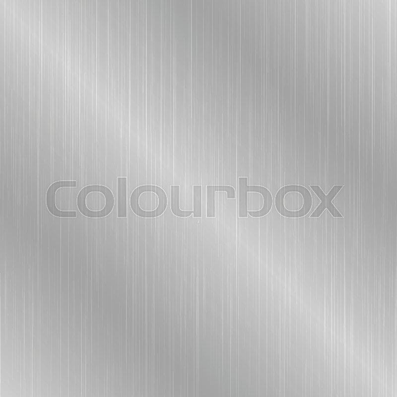 800x800 Gray Seamless Metallic Texture. Brushed Metal Background. Stock