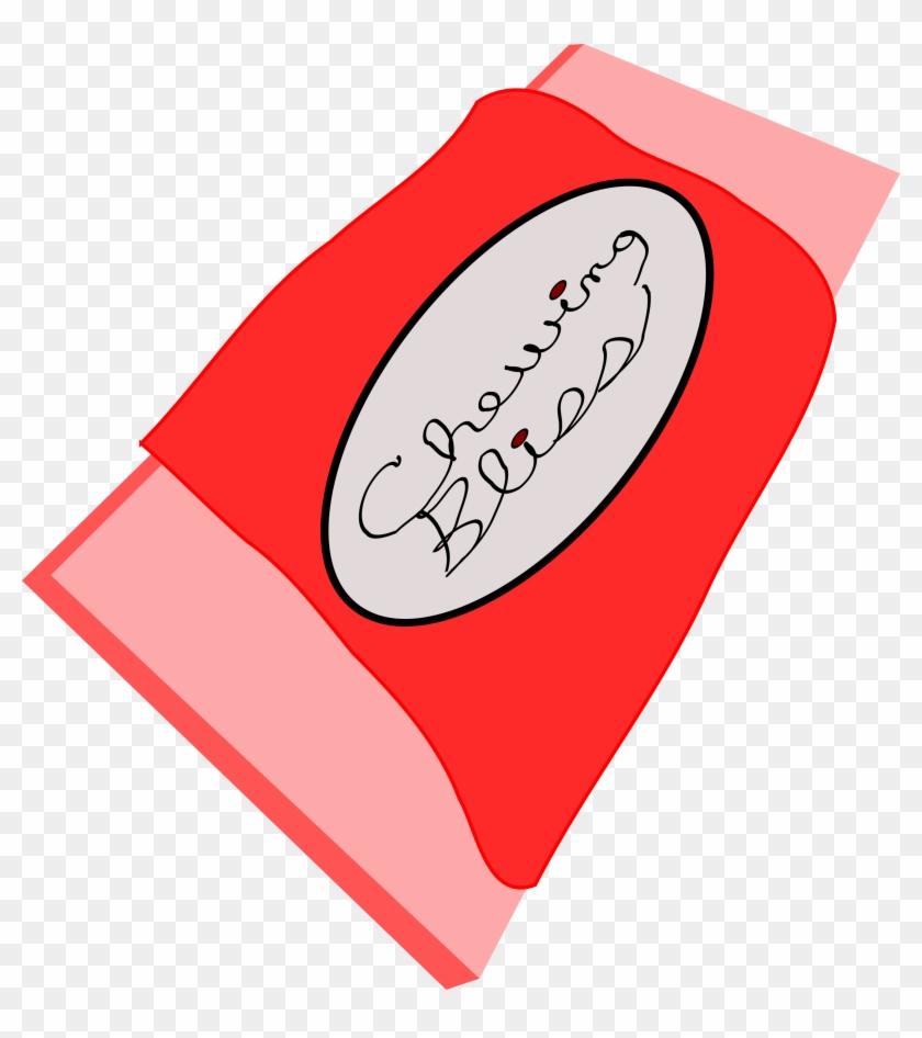 840x946 Chewing Gum Clipart, Vector Clip Art Online, Royalty
