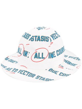 322x429 Sacai Vector Bucket Hat