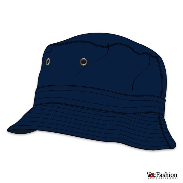 600x600 Bucket Hat Vector Template Projects To Try Template
