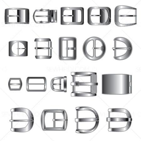 450x450 27 Images Of Buckle Template