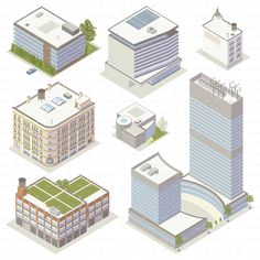 Building Vector Art