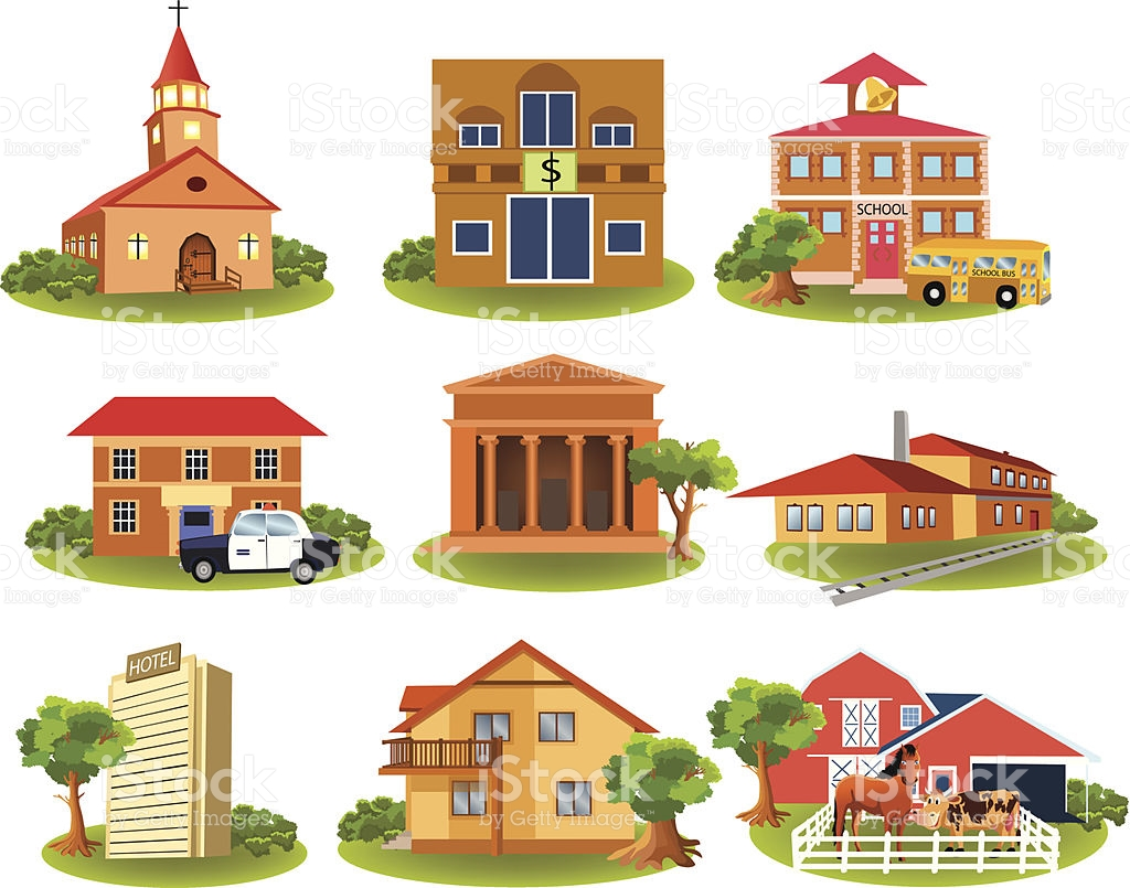 1024x805 Collection Of Free Habiting Clipart Habitation Building. Download