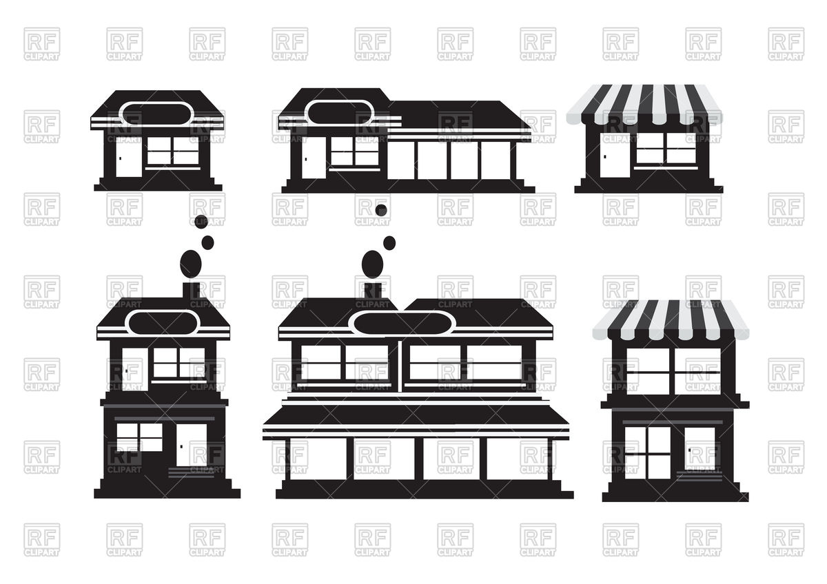 1200x848 Houses And Shops