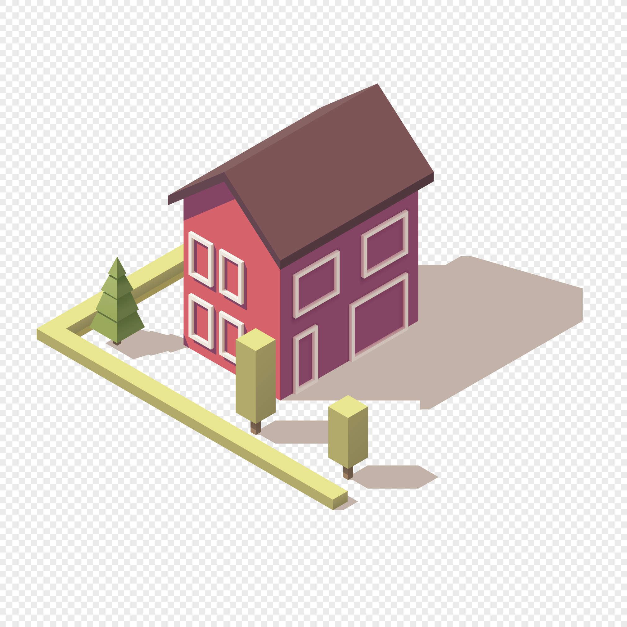 2020x2020 Building Vector Png Image Picture Free Download 400445996