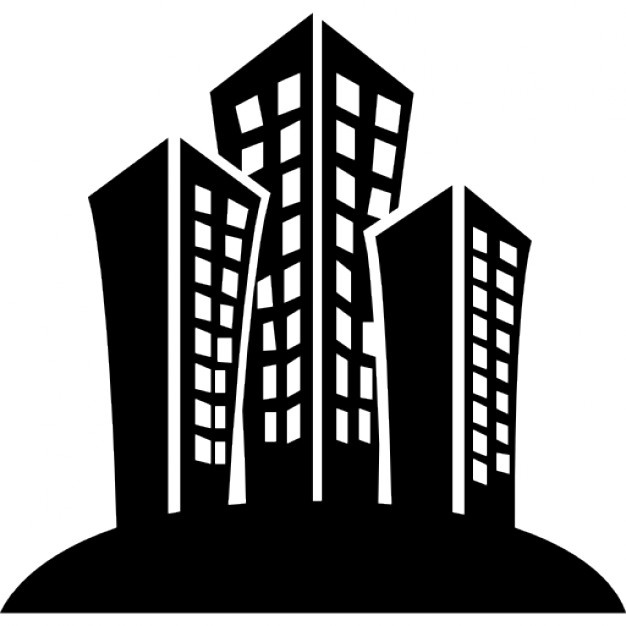 626x626 Buildings Icons, +2,900 Free Files In Png, Eps, Svg Format