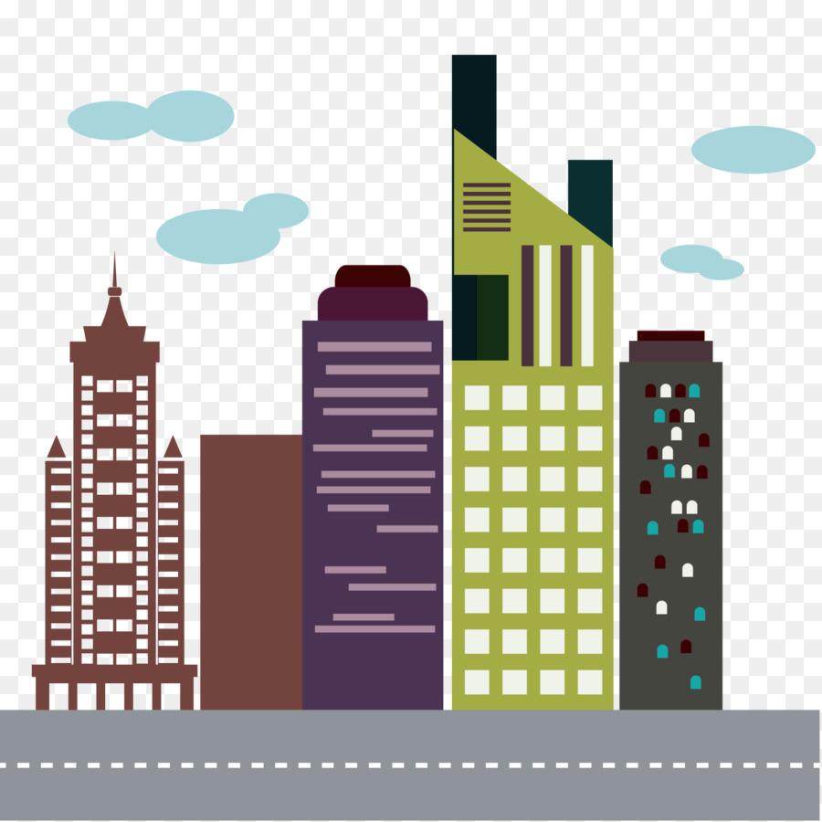 900x900 Flatiron Building Skyline High Rise Building