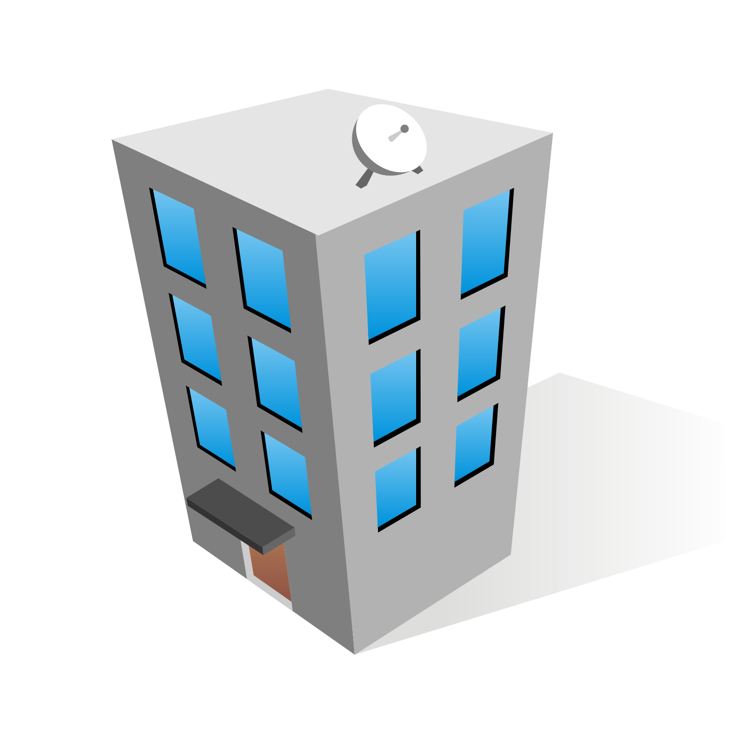 1500x1500 Building Icons