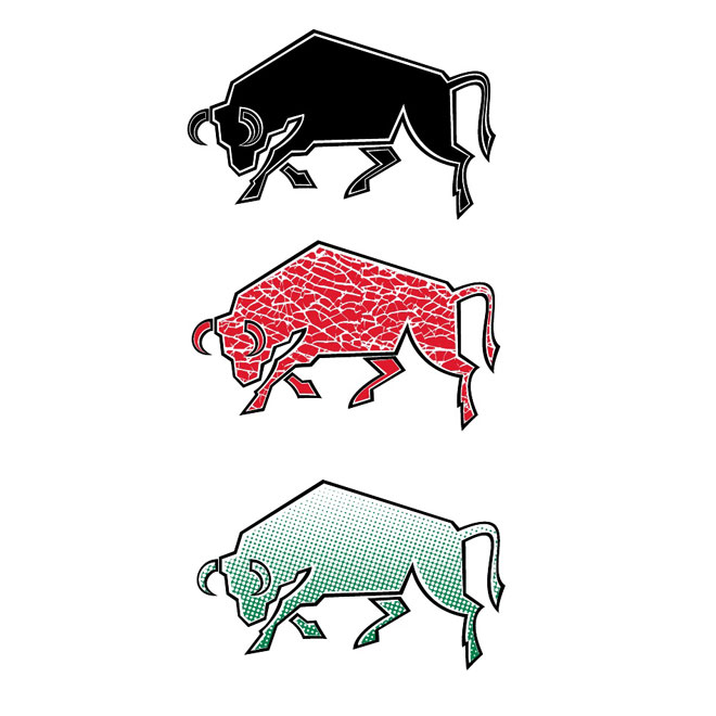 Bull Vector Free