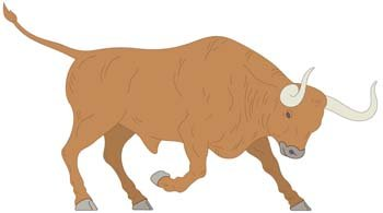 350x195 Free Bull Vector 1 Clipart And Vector Graphics