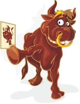 270x350 Free Bull Vector 5 Psd Files, Vectors Amp Graphics