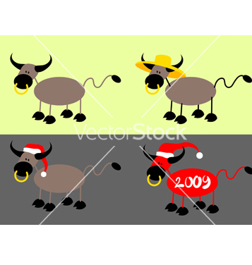 357x376 Free Simple Bull Vector Free Vector Download 270047 Cannypic