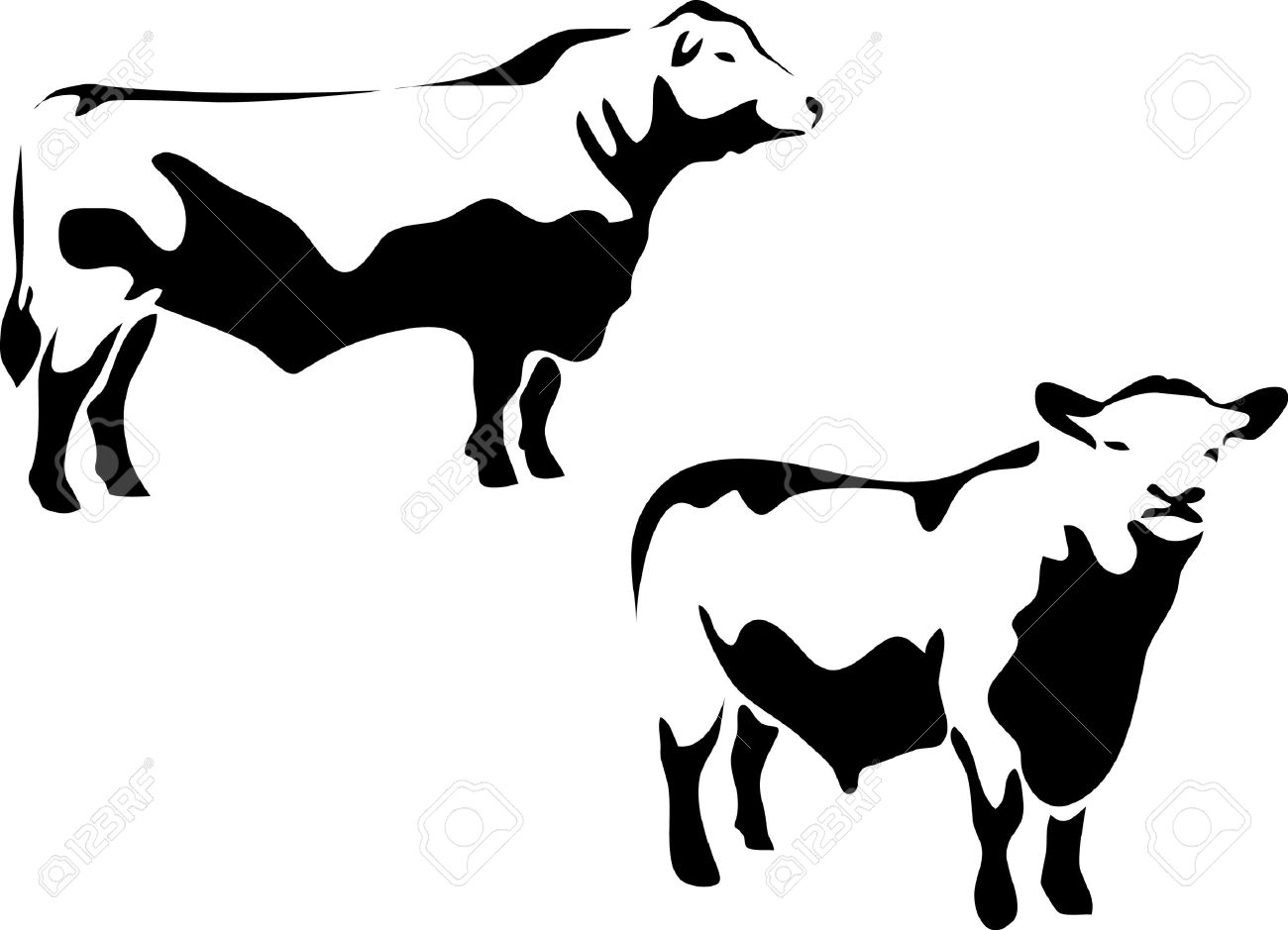1300x939 Collection Of Black Angus Bull Clipart High Quality, Free