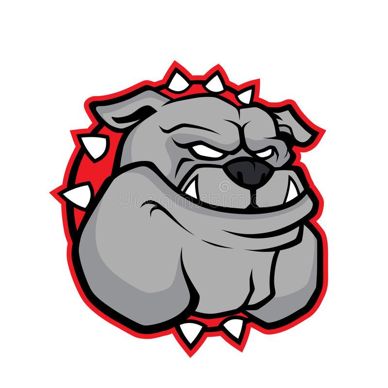 800x800 Bulldog Head