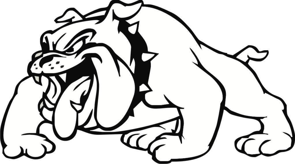 1023x571 English Bulldog Clipart Bulldog Mascot